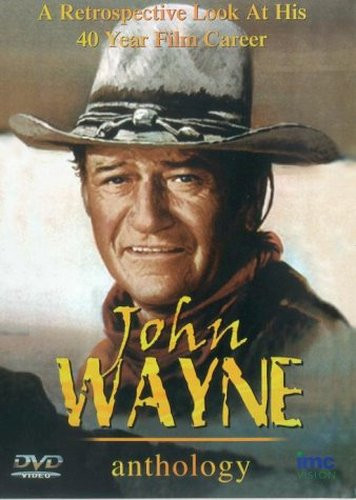 JOHN WAYNE ANTHOLOGY (UK) DVD - TheMuses
