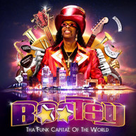 BOOTSY COLLINS - THA FUNK CAPITOL OF THE WORLD VINYL