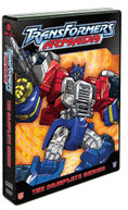 TRANSFORMERS ARMADA: THE COMPLETE SERIES (7PC) DVD