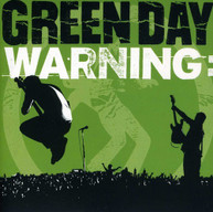 GREEN DAY - WARNING EP (EP) VINYL