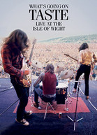 TASTE - WHAT'S GOING ON TASTE LIVE AT THE ISLE OF WIGHT DVD