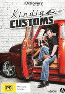 KINDIG CUSTOMS (2014) DVD