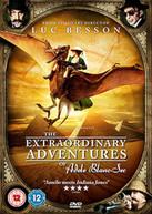 THE EXTRAORDINARY ADVENTURES OF ADELE BLANC SEC (UK) DVD