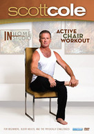 SCOTT COLE - IN HOME IN STUDIO: ACTIVE CHAIR WORKOUT DVD