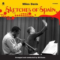 MILES DAVIS - SKETCHES OF SPAIN (BONUS TRACK) (180GM) VINYL