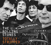 ROLLING STONES - TOTALLY STRIPPED (2PC) (W/CD) DVD