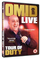 OMID DJALILI - TOUR OF DUTY (UK) DVD