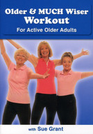 OLDER & MUCH WISER WORKOUT FOR SENIORS DVD