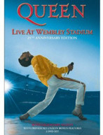 QUEEN - LIVE AT WEMBLEY (2PC) DVD