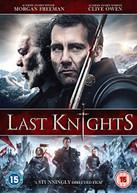 THE LAST KNIGHTS (UK) DVD