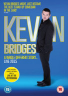 KEVIN BRIDGES A WHOLE OTHER STORY (UK) DVD