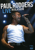 PAUL RODGERS - LIVE IN GLASGOW DVD