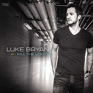LUKE BRYAN - KILL THE LIGHTS VINYL