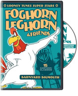LOONEY TUNES SUPER STARS: FOGHORN LONGHORN FRIENDS DVD