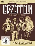 LED ZEPPELIN - COMPLETE STORY DVD