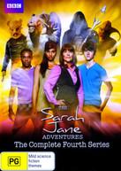 SARAH JANE ADVENTURES: SERIES 4 (2010) DVD