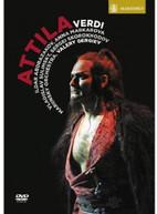 VERDI MARKAROVA ABDRAZAKOV GERGIEV - ATTILA DVD