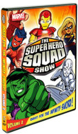 SUPER HERO SQUAD SHOW: QUEST FOR INFINITY SWORD 2 DVD