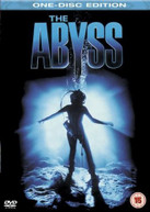 THE ABYSS (UK) DVD