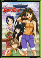 LOVE HINA: CLASSIC (4PC) DVD