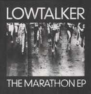 LOWTALKER - MARATHON EP (EP) VINYL