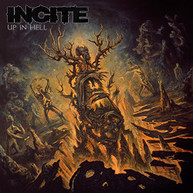 INCITE - UP IN HELL VINYL
