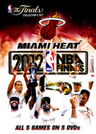 NBA: MIAMI HEAT 2012 CHAMPIONS COLLECTOR'S EDITION (5 DISCS) (2012) DVD