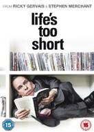 LIFES TOO SHORT (UK) DVD