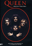 QUEEN - GREATEST VIDEO HITS (2PC) DVD