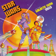 MECO - MUSIC INSPIRED BY STAR WARS & OTHER GALACTIC FUNK VINYL