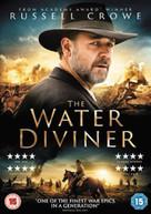 THE WATER DIVINER (UK) DVD