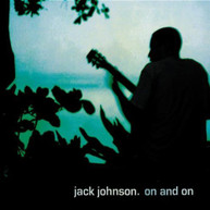 JACK JOHNSON - ON & ON VINYL