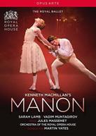 MANON DVD
