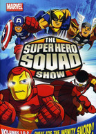 SUPER HERO SQUAD SHOW 1 & 2 (2PC) DVD