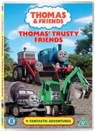 THOMAS & FRIENDS - THOMAS TRUSTY FRIENDS (UK) DVD