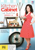KITCHEN CABINET: SERIES 1 - 4 (2012) DVD