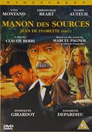 MANON DES SOURCES (UK) DVD
