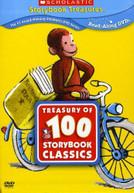 TREASURY OF 100 STORYBOOK CLASSICS (16PC) DVD