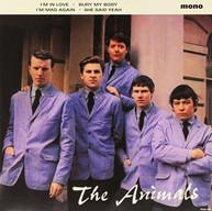 ANIMALS - ANIMALS NO 2 (EP) (IMPORT) VINYL