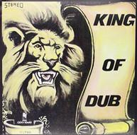 KING TUBBY - KING OF DUB VINYL