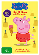 PEPPA PIG: THE HOLIDAY AND OTHER STORIES (2014) DVD