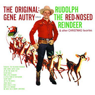 GENE AUTRY - RUDOLPH THE RED-NOSED REINDEER (LTD) VINYL