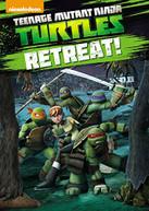TEENAGE MUTANT NINJA TURTLES: RETREAT DVD