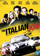 THE ITALIAN JOB (UK) DVD