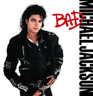 MICHAEL JACKSON - BAD (GATE) VINYL