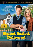 SIGNED SEALED DELIVERED (WS) DVD
