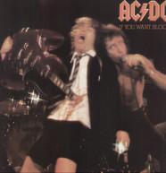 AC DC - IF YOU WANT BLOOD YOU'VE GOT IT VINYL