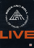 ROCK & ROLL HALL OF FAME LIVE VARIOUS - ROCK & ROLL HALL OF FAME LIVE DVD