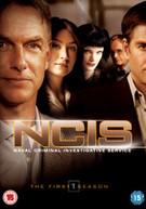 NCIS - SEASON 1 (UK) DVD