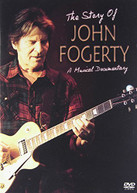 JOHN FOGERTY - STORY OF: UNAUTHORIZED DOCUMENTARY DVD